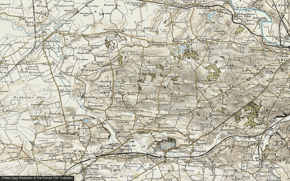 Wiggonby, 1901-1904