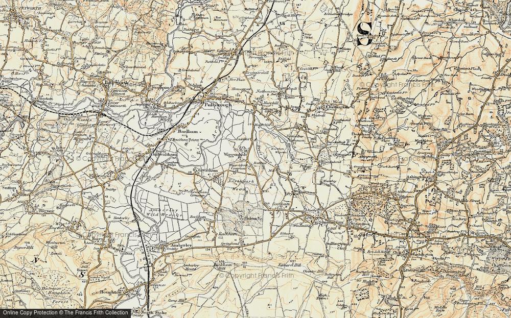 Wiggonholt, 1897-1900