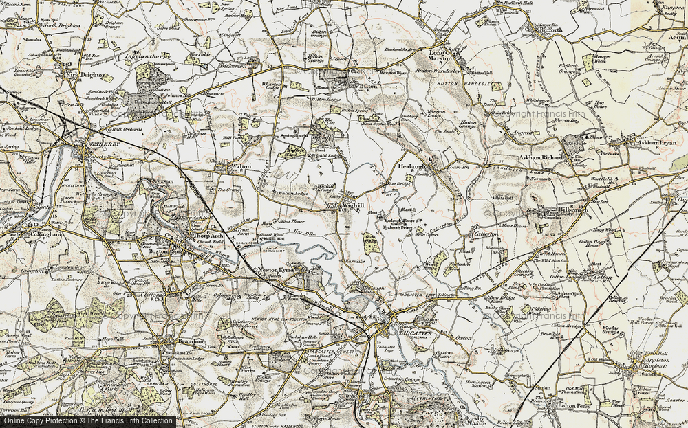 Wighill, 1903-1904