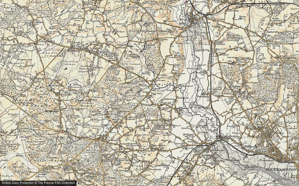 Wigley, 1897-1909