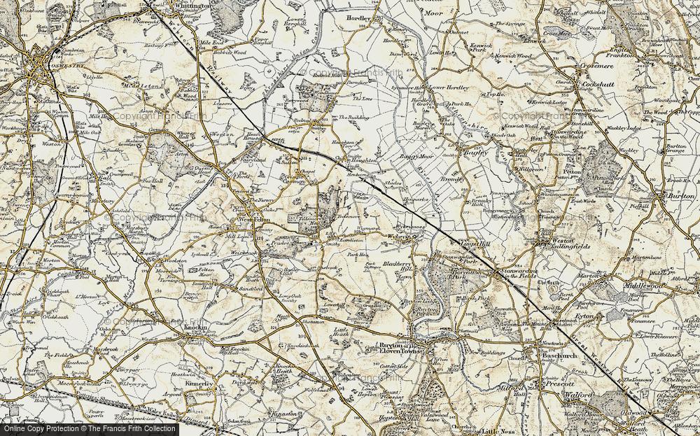 Wigmarsh, 1902