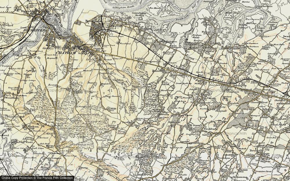 Wigmore, 1897-1898