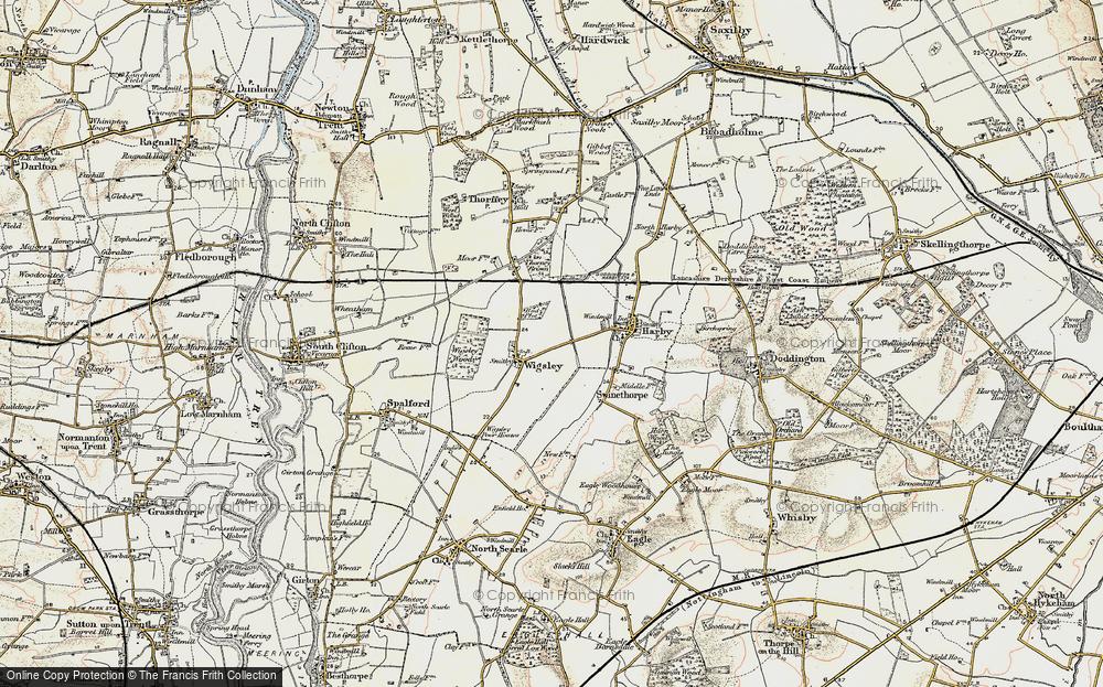 Wigsley, 1902-1903