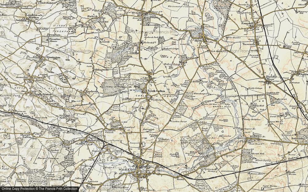 Wigthorpe, 1902-1903