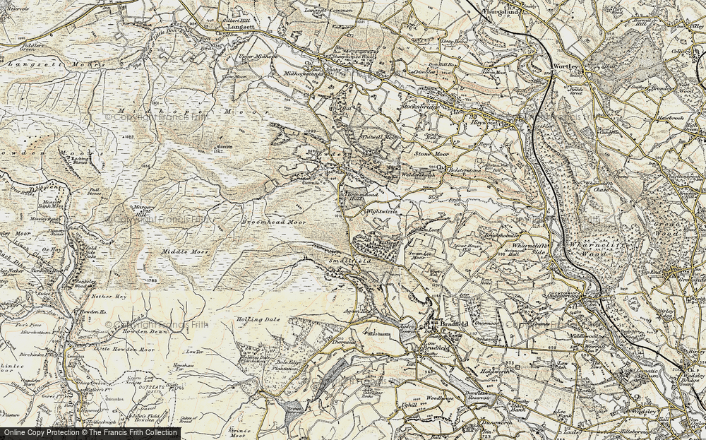 Wigtwizzle, 1903