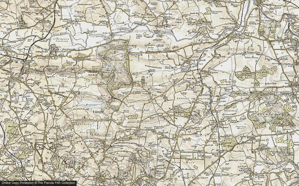 Wike, 1903-1904