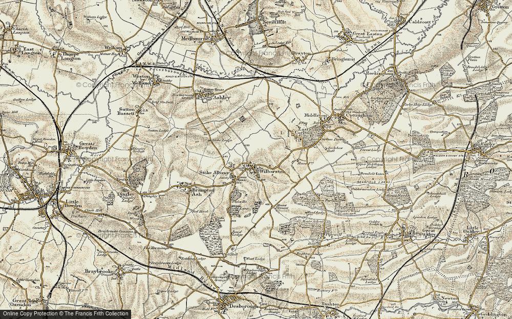 Wilbarston, 1901-1902