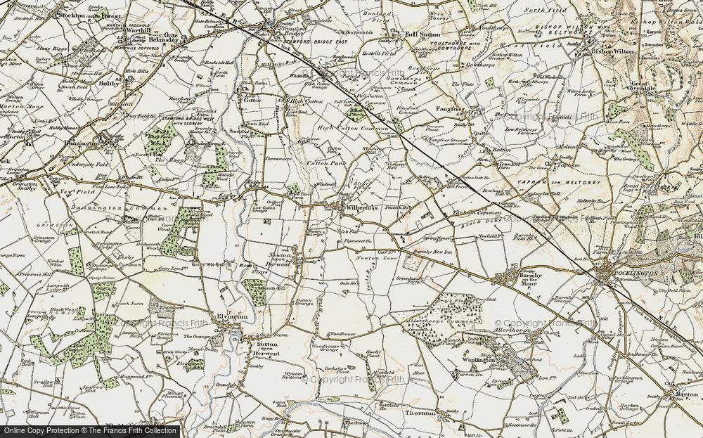 Wilberfoss, 1903