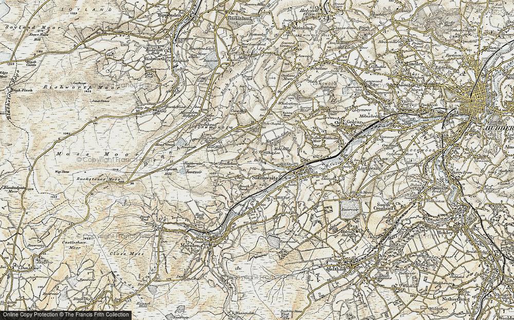 Wilberlee, 1903