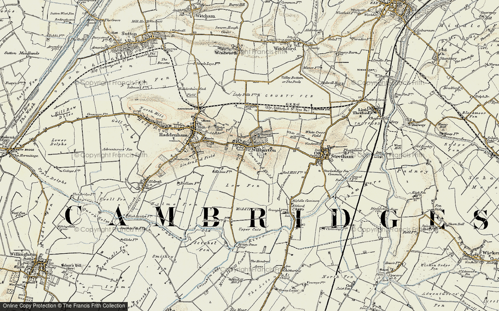 Wilburton, 1901