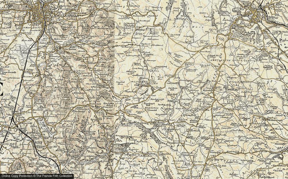 Wildboarclough, 1902-1903