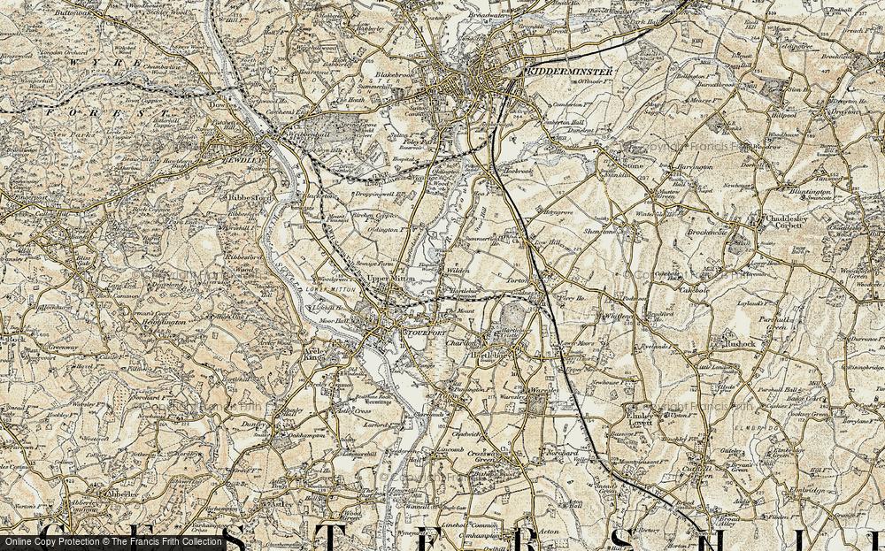 Wilden, 1901-1902