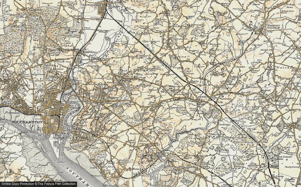 Wildern, 1897-1909
