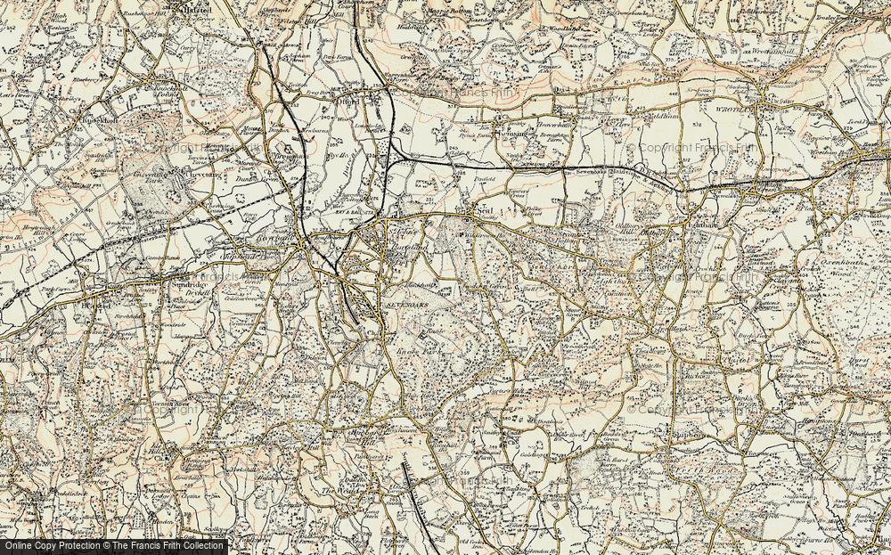 Wildernesse, 1897-1898
