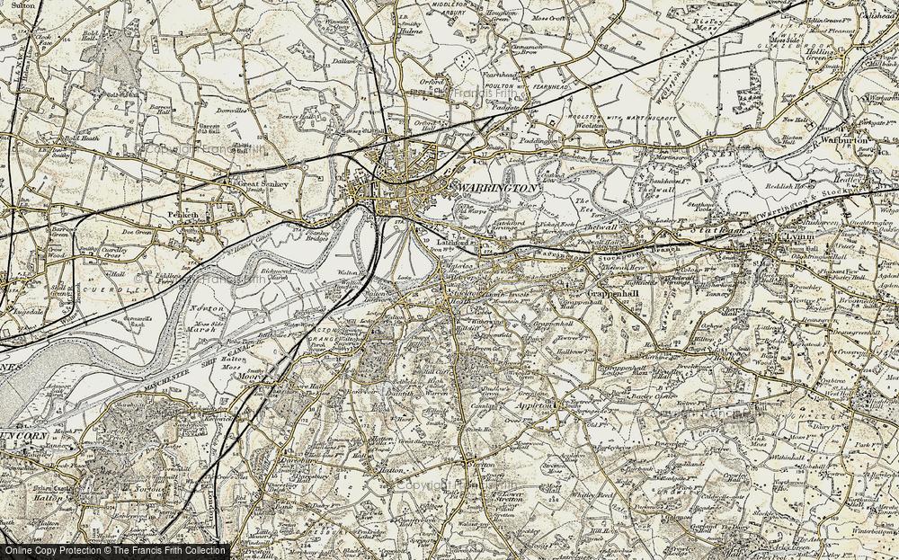 Wilderspool, 1903