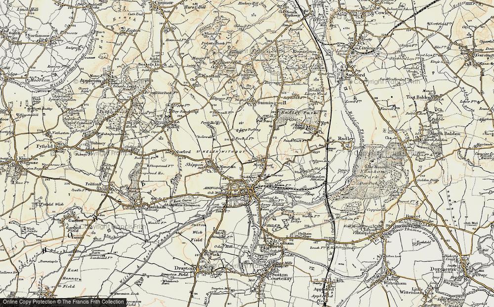 Wildmoor, 1897-1899