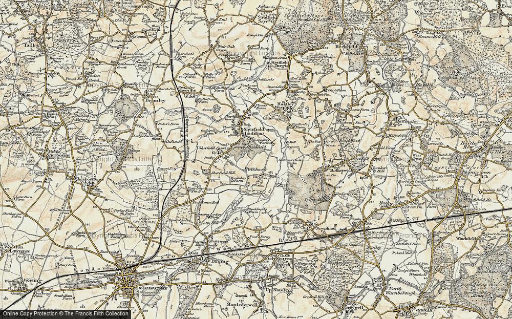 Wildmoor, 1897-1900