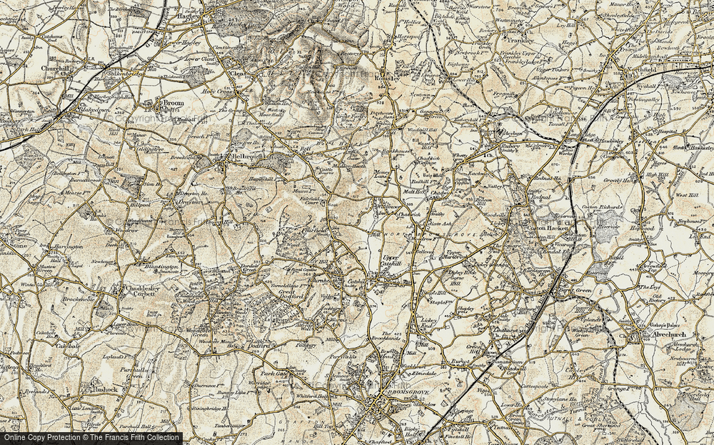 Wildmoor, 1901-1902