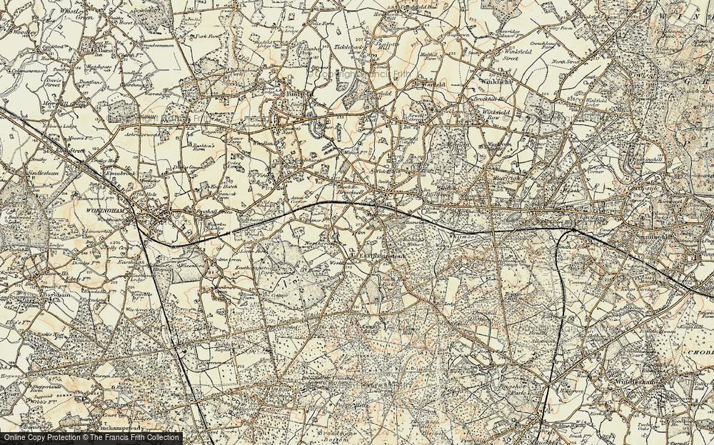 Wildridings, 1897-1909