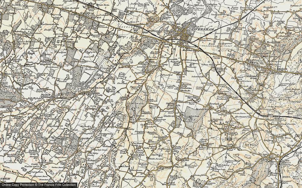 Wilgate Green, 1897-1898