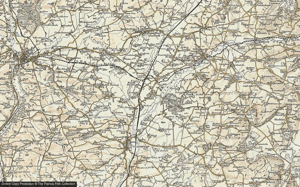 Willand, 1898-1900