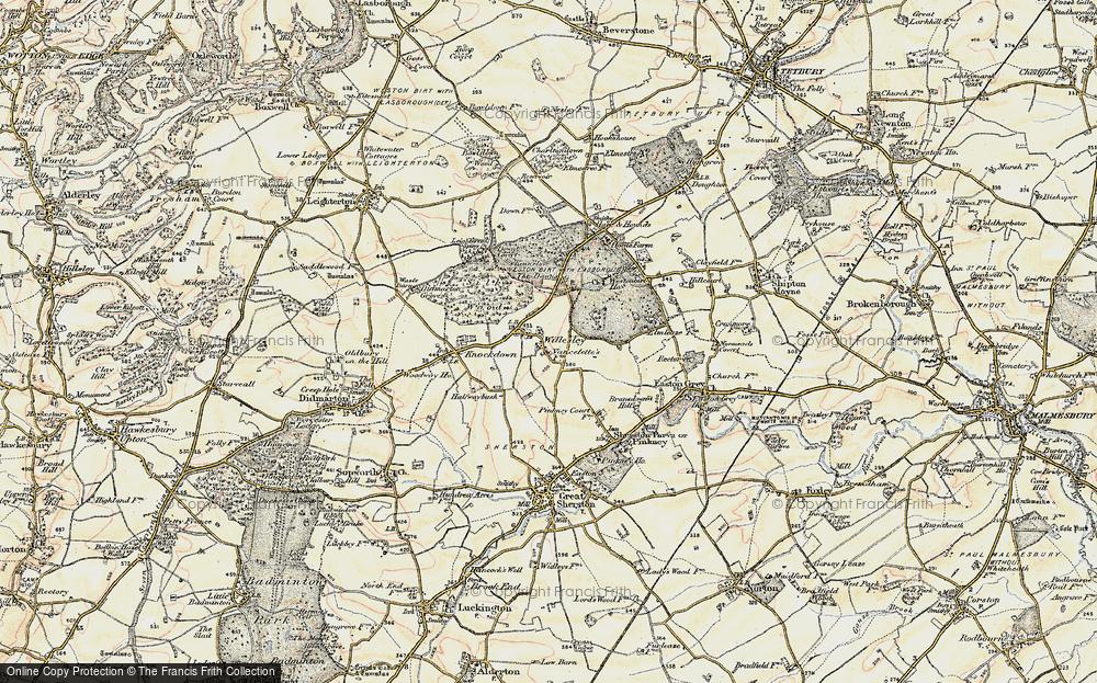Willesley, 1898-1899