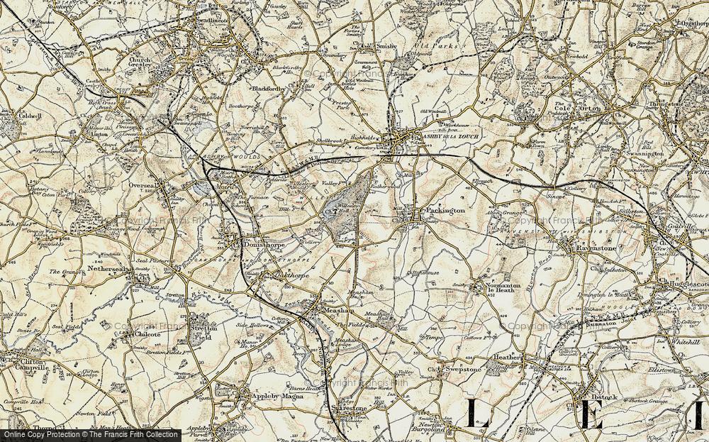 Willesley, 1902-1903
