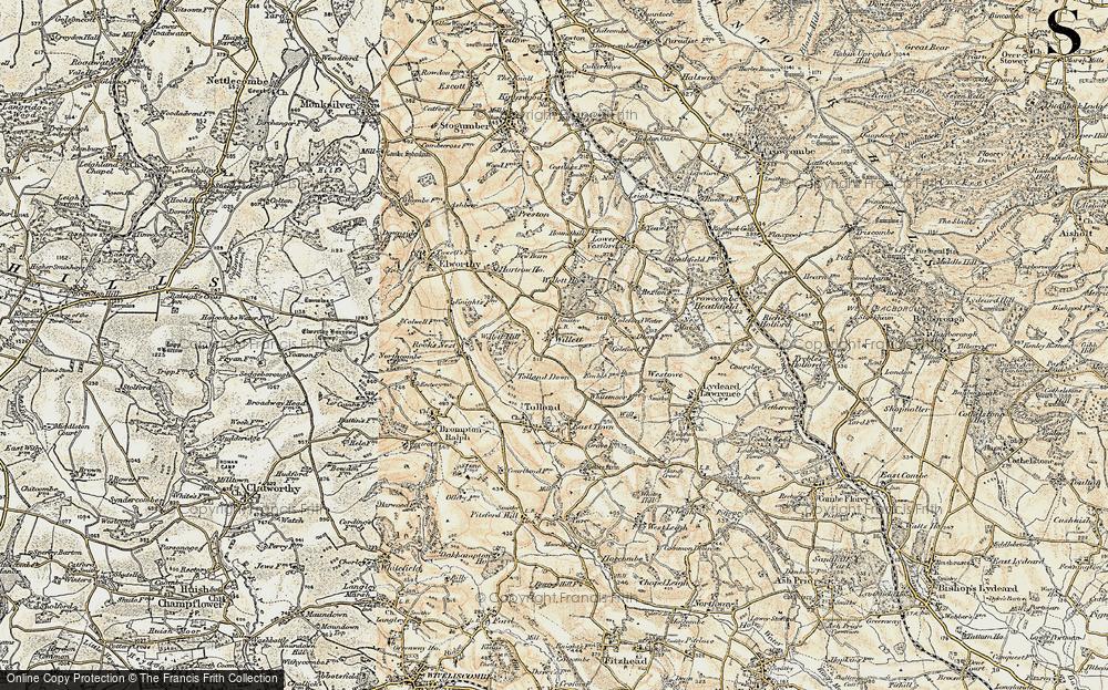 Willett, 1898-1900