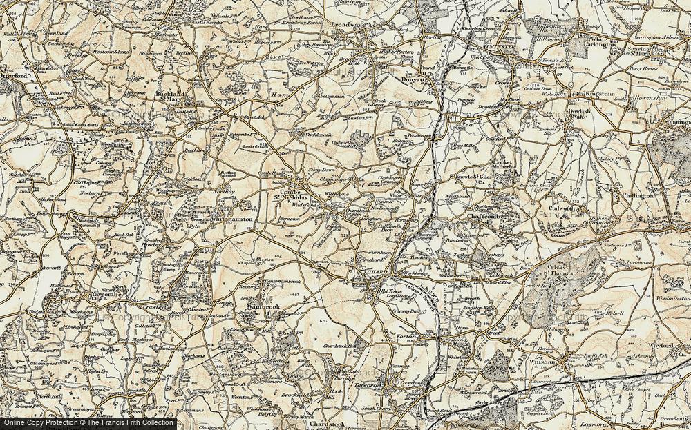 Willhayne, 1898-1899
