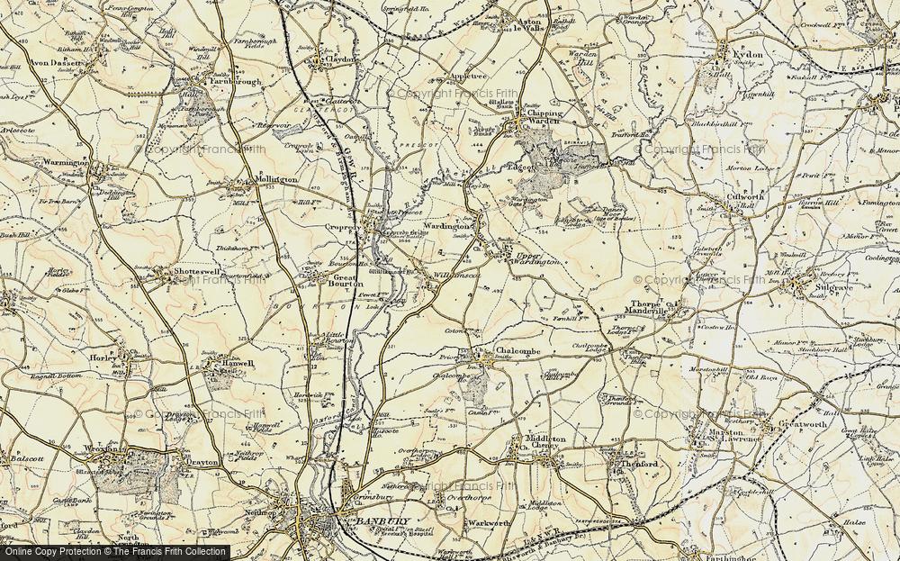 Williamscot, 1898-1901