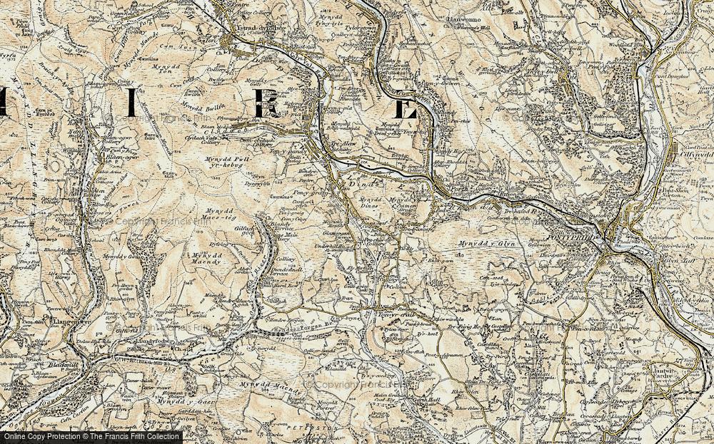 Williamstown, 1899-1900