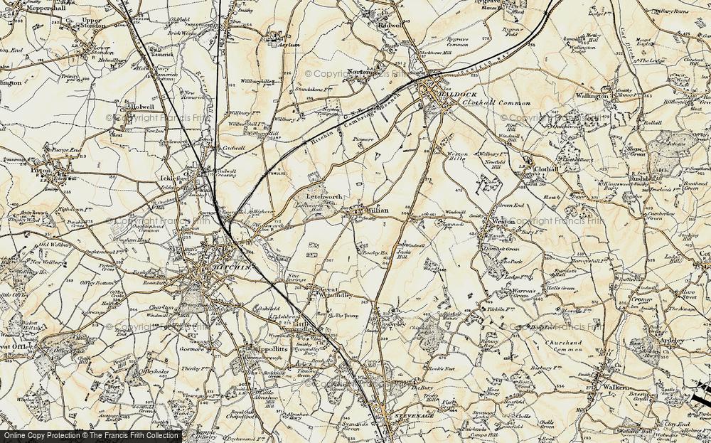 Willian, 1898-1899