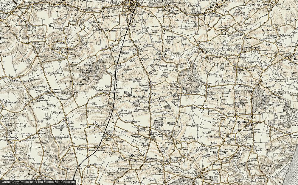 Willingham, 1901-1902