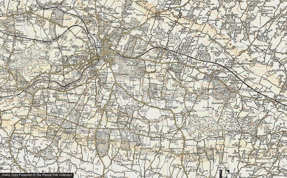 Willington, 1897-1898