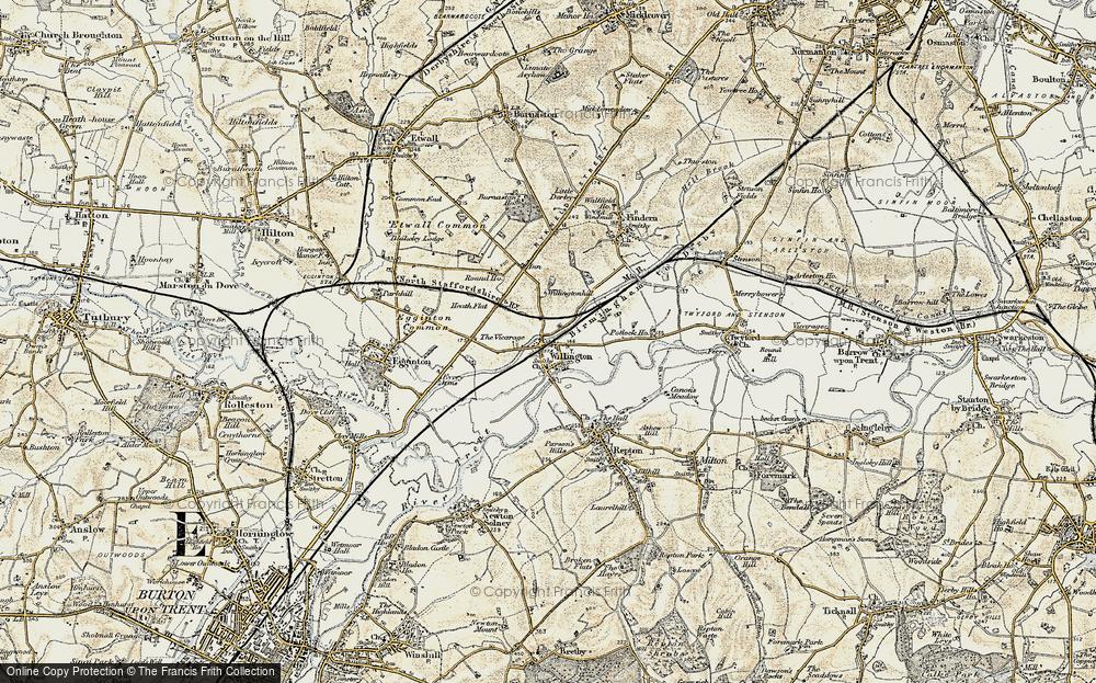 Willington, 1902