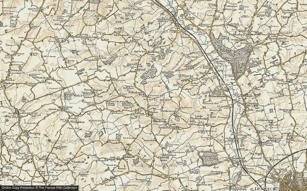 Willisham, 1899-1901