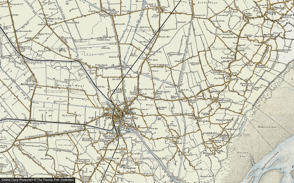 Willoughby Hills, 1901-1902