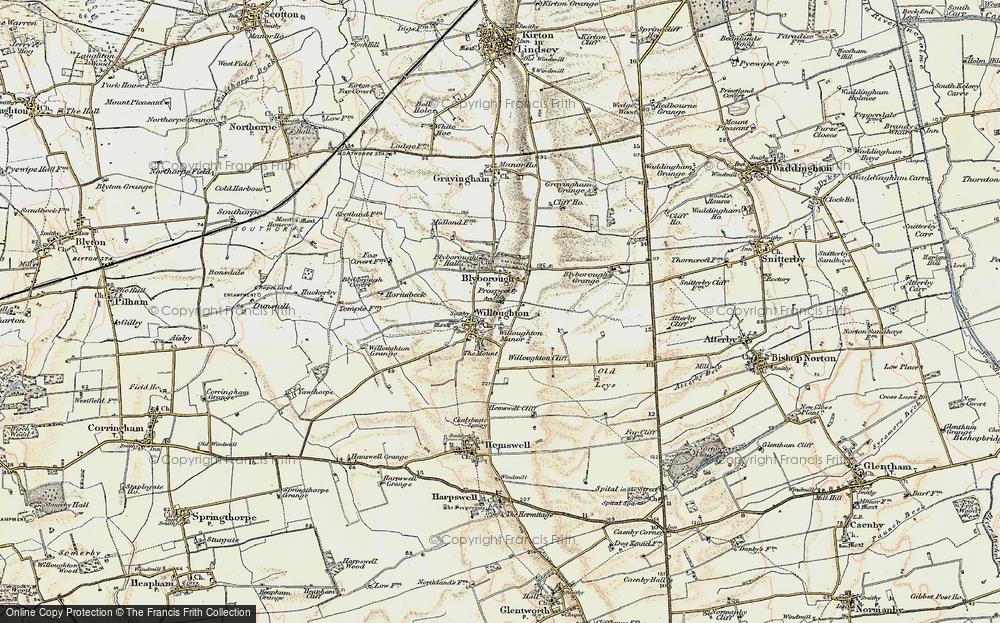 Willoughton, 1903