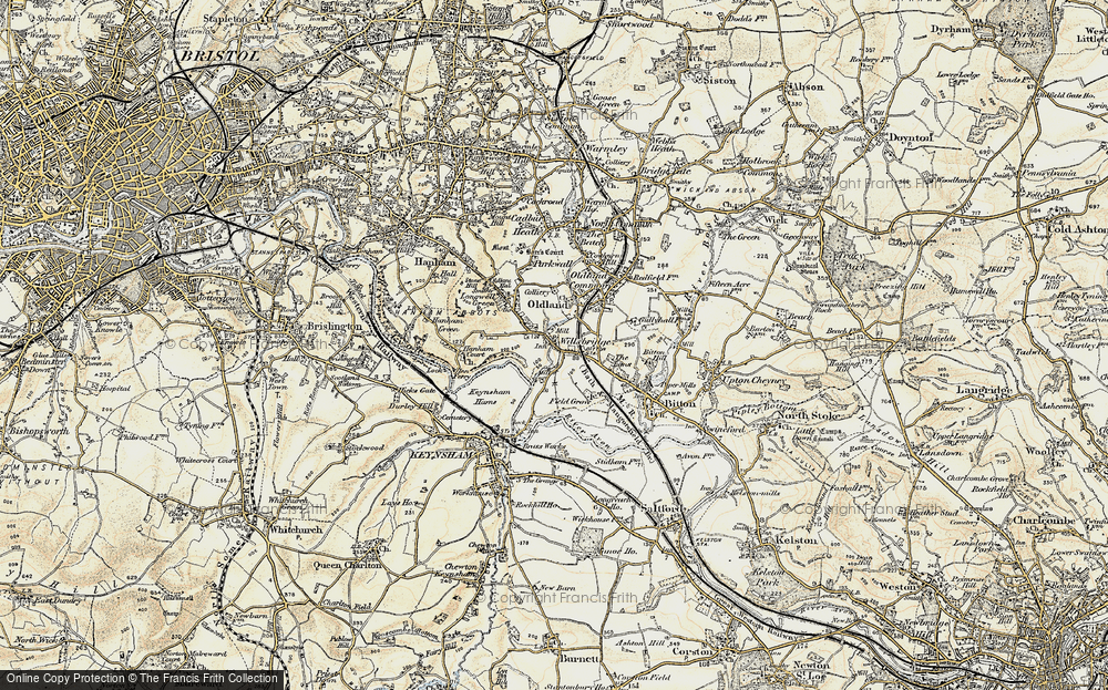 Willsbridge, 1899