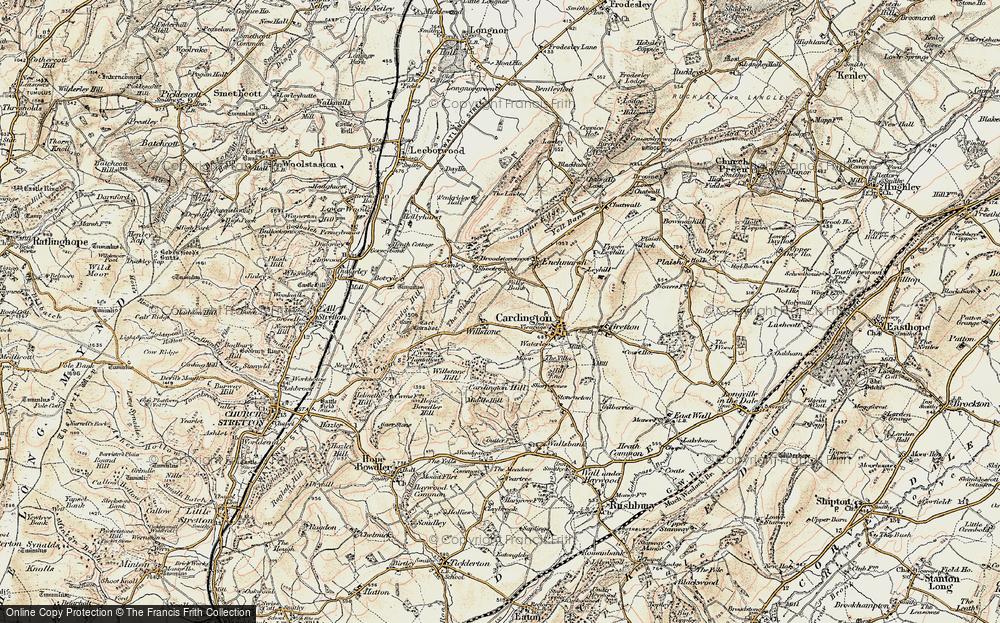 Willstone, 1902