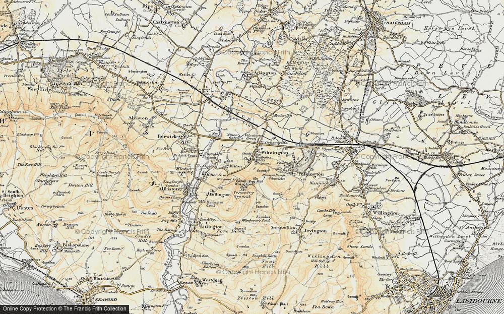 Wilmington, 1898