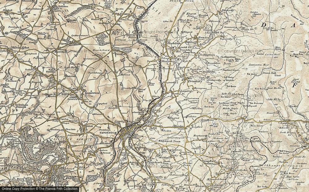 Wilminstone, 1899-1900