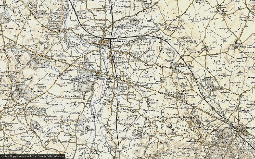Wilnecote, 1901-1902
