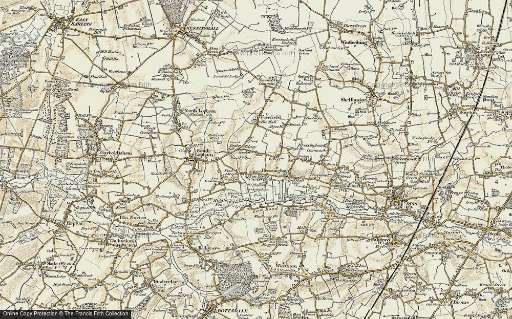 Wilney Green, 1901