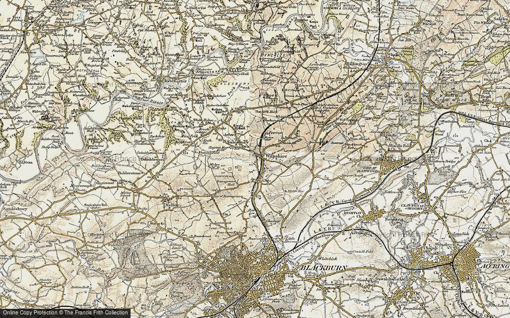 Wilpshire, 1903