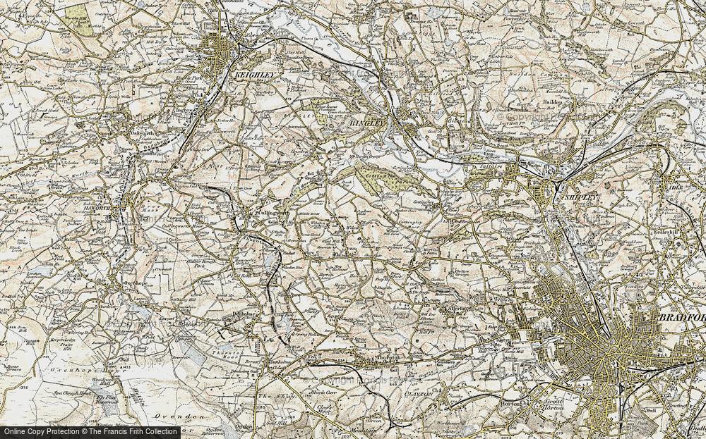 Wilsden, 1903-1904