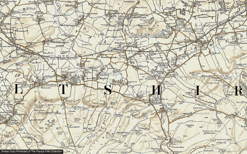 Wilsford, 1898-1899