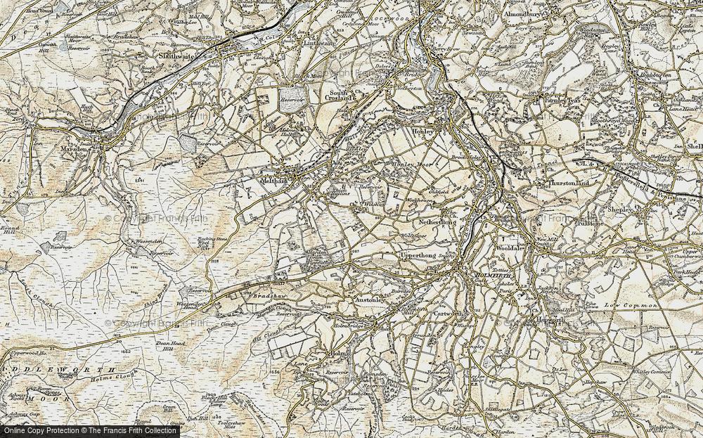 Wilshaw, 1903