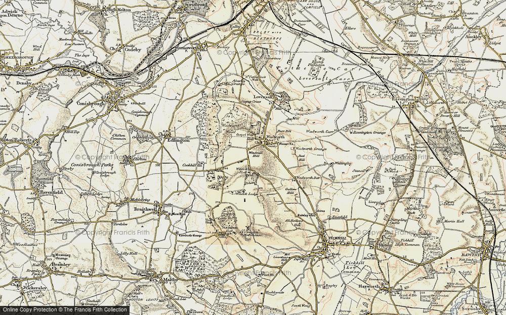 Wilsic, 1903
