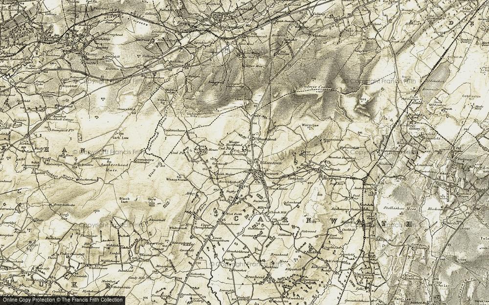 Wilsontown, 1904-1905
